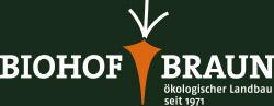 Biohof Braun Logo